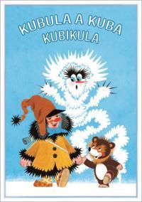 Kubula Kuba Kubikula - Omalovánky A5