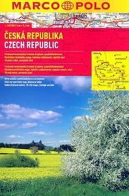 Česká republika spirála 1:240 000