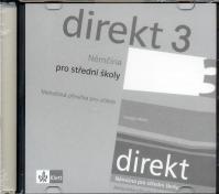 Direkt 3 - Němčina pro SŠ - Metodická příručka pro učitele - CD
