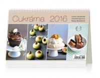 Kalendář stolní 2016 - Cukrárna