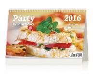 Kalendář stolní 2016 - Párty 365 dní v roce 2016