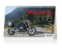 Kalendář stolní 2016 - Motorky