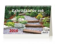 Kalendář stolní 2016 - Zahrádkářův rok