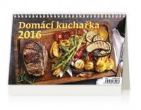 Kalendář stolní 2016 - Domácí kuchařka
