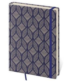 Zápisník Vario design 4 - linkovaný S
