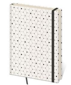 Zápisník Vario design 5 - linkovaný S