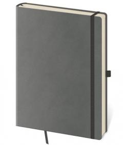 Zápisník Flexies Grey - M linkovaný