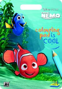 Kreatívny blok/ Hľadá sa Nemo