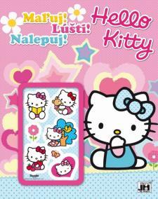 Maľuj! Lúšti! Nalepuj! Hello Kitty