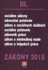 Zákony III-2015