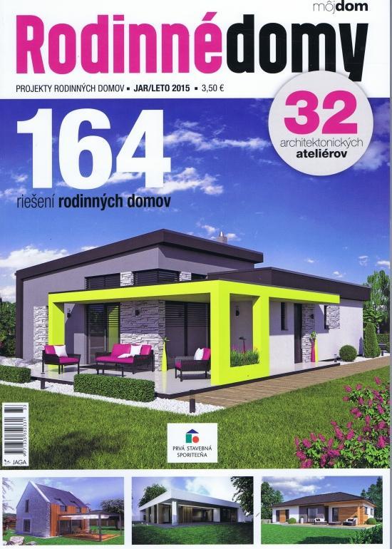 Rodinné domy  jar/leto 2015