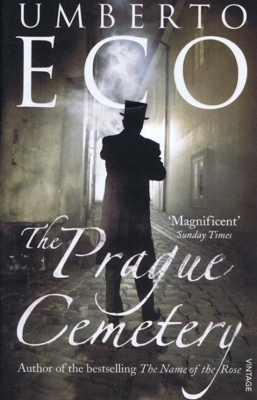 Kniha: The Prague Cemetery - Eco Umberto