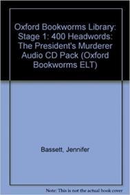 The President's Murderer Audio CD Pack