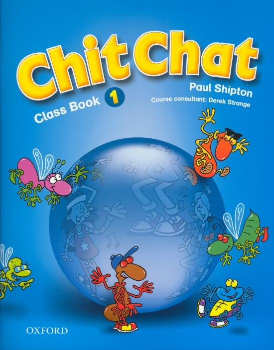 Kniha: Chit Chat - Class Book 1 - Shipton Paul