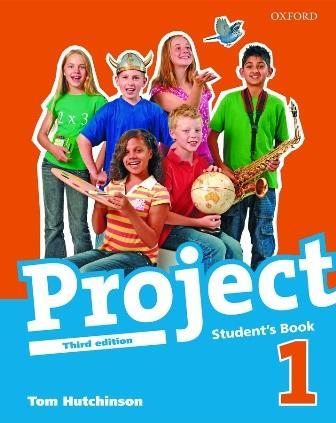 Kniha: Project 1 - Third edition - Tom Hutchinson