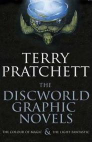 The Discworld Graphic Novels: The Colour of Magic and The Light Fantastic : 25th Anniversary Edition