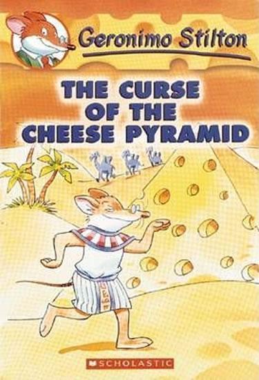 Kniha: The Curse of the Cheese Pyramid - Stilton Geronimo