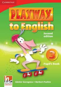 Playway to English 2nd Edition Level 3: Pupil´s Book