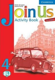 Join Us for English Level 4: Activity Book