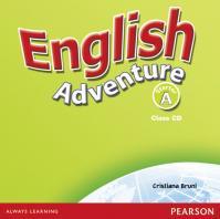 English Adventure Starter A Class CD