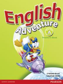 English Adventure Starter A Teacher´s Book