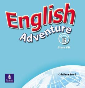 English Adventure Starter B Class CD