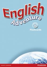 English Adventure Starter B Flashcards