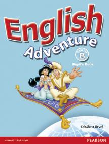 English Adventure Starter B Pupils Book