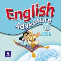 English Adventure Starter B Songs CD