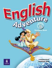 English Adventure Starter B Teacher´s Book