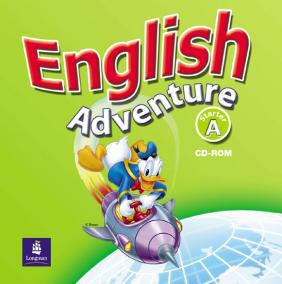 English Adventure Starter A Multi-ROM