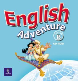 English Adventure Starter B Multi-ROM