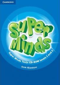 Super Minds 1 - 2: Tests Cd-Rom