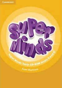 Super Minds 5 - 6: Tests Cd-Rom