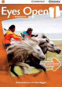 Eyes Open 1: Workbook with Online Resources