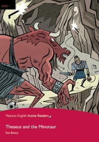 Level 1: Theseus and the Minotaur Book and Multi-ROM with MP3 Pack
