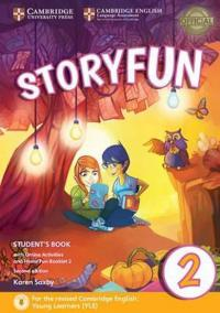 Storyfun for Starters 2nd Edition 2: Student´s Book