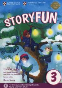 Storyfun for Movers 2nd Edition 1: Student´s Book