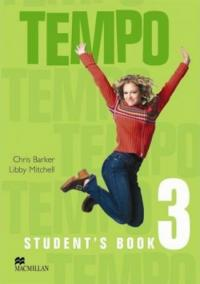 Tempo 3 Student´s Book
