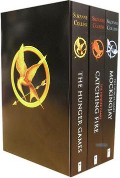 Kniha: The Hunger Games Trilogy Classic Box Set - Suzanne Collins