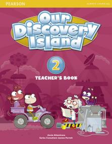 Our Discovery Island  2 Teacher´s Book plus pin code