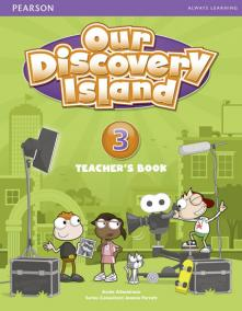 Our Discovery Island  3 Teacher´s Book plus pin code
