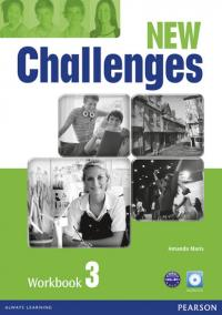 New Challenges 3 Workbook - Audio CD Pack