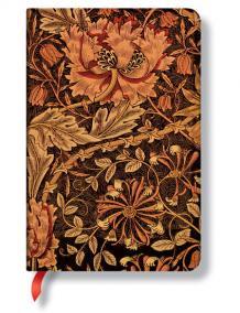Zápisník - Morris Honeysuckle, mini 95x140