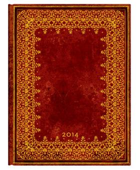 Kniha: Diář Foiled 2014autor neuvedený