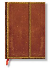 Zápisník - Handtooled Wrap, midi 120x170