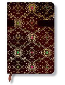 Zápisník - Noir, mini 95x140