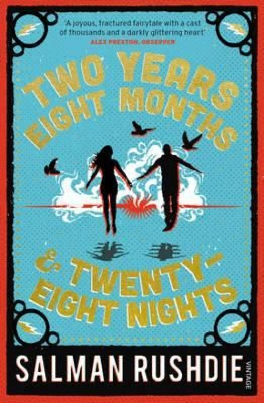Kniha: Two Years Eight Months and Twenty-Eight Nights - Rushdie Salman