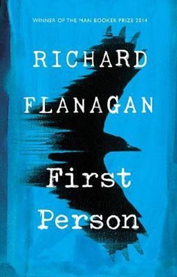 Kniha: First Person - Flanagan Richard