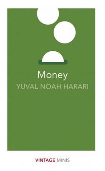 Kniha: Money : Vintage Minis - Harari Noah Yuval